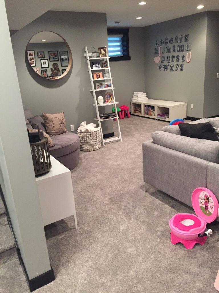 basement renovations st albert