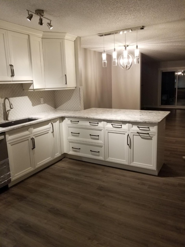 kitchen reno edmonton